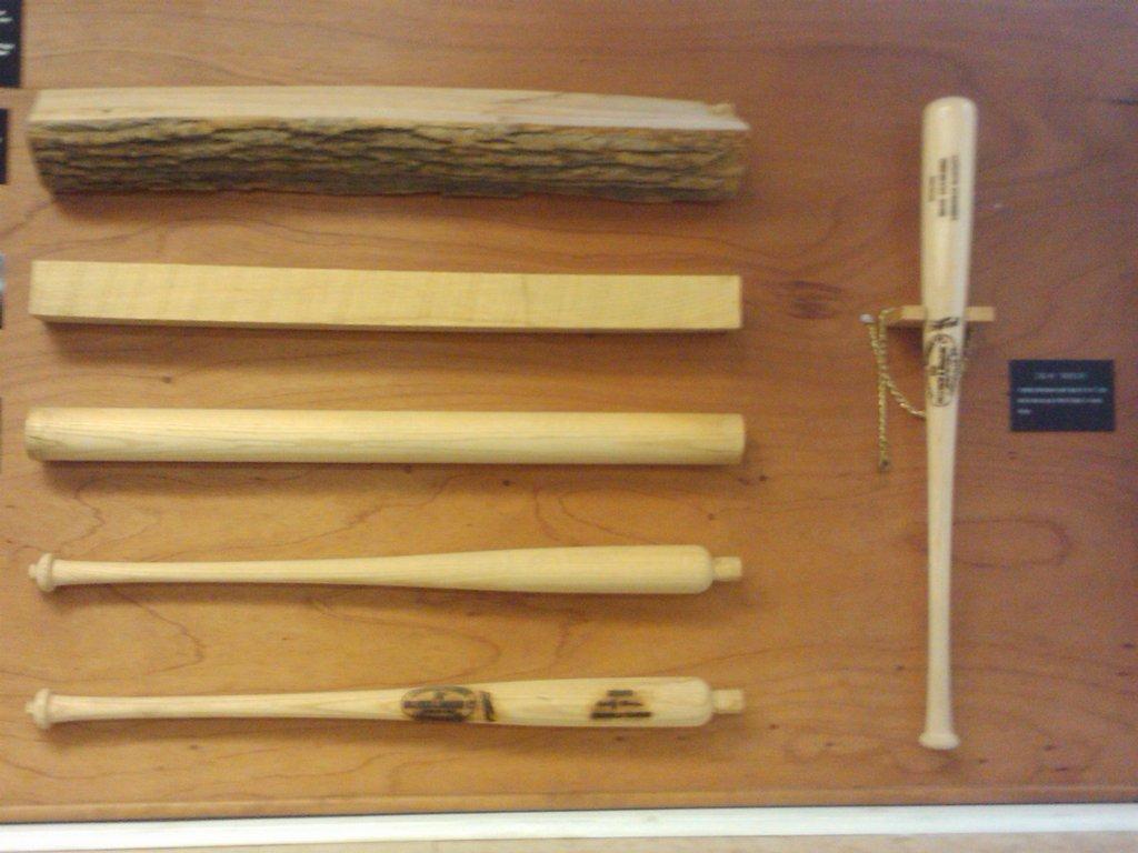 How Baseball Bats Are Made