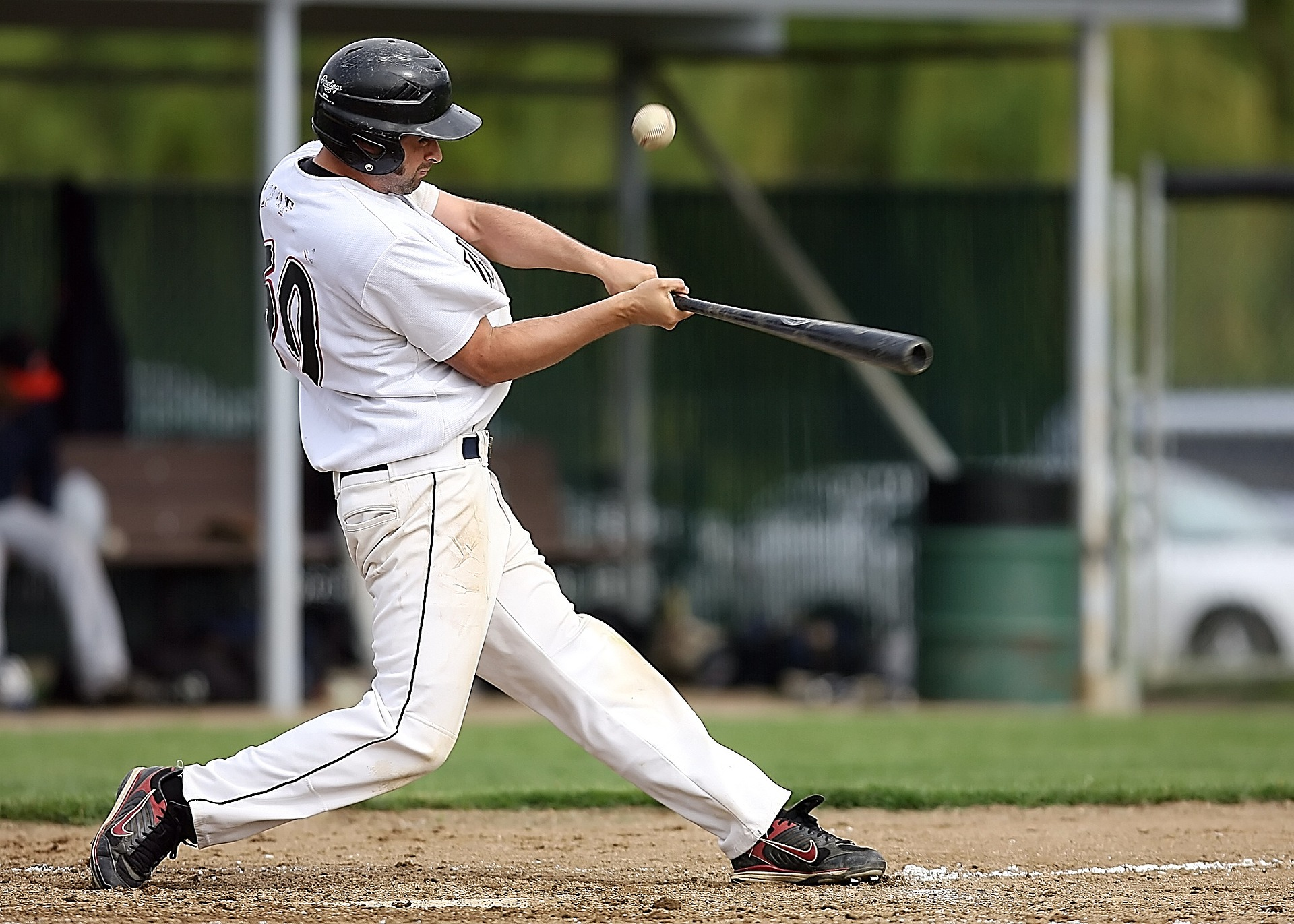 5 WAYS TO IMPROVE YOUR BAT SWING